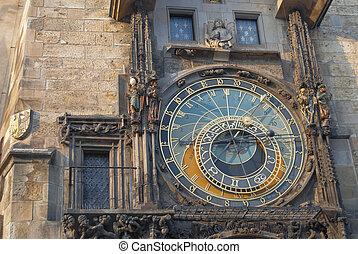 Prague Czech Republic, Orloj astronomical clock