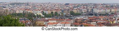 Prague, Czech Republic, panorama