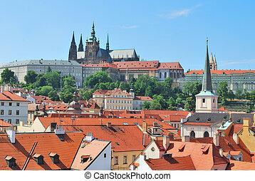 Prague, Czech Republic. Prague Castle