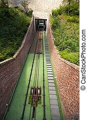 Prague funicular