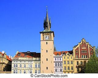 Prague house 01