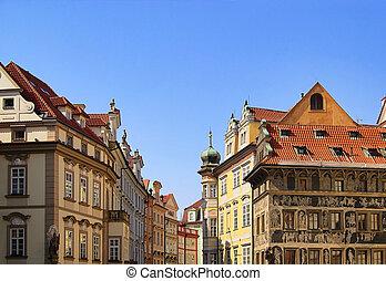 Prague house 02