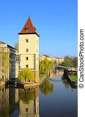 Prague Moldau 02