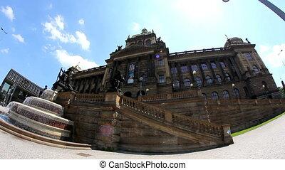 Prague National Museum 27