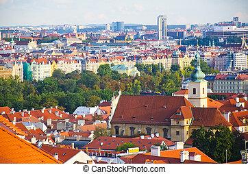 Prague, Ola town