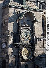 Prague - Old City Hall Clock
