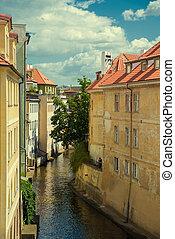 Prague old city