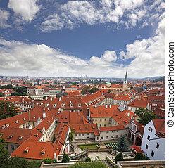 Prague, Palace gardens and Ledeburg Gardens - Prague - ...