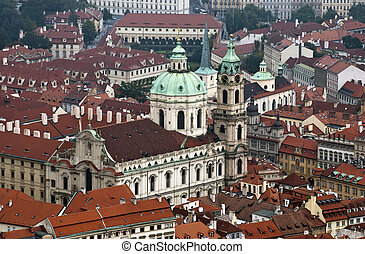 Prague - Saint Nicholas church