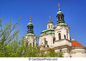 Prague St. Nicholas Cathedral 01