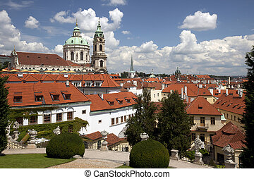 Prague, St. Nicholas Cathedral
