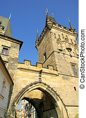 Prague towers 04