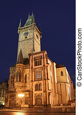 Prague Town Hall - Rathaus
