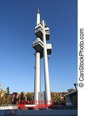 Prague TV Tower