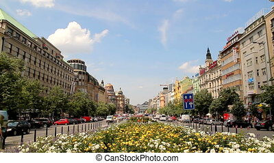 Prague Wenceslas Square 31