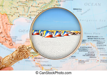 praia, clearwater, flórida, eua