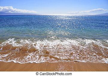 praia kaanapali
