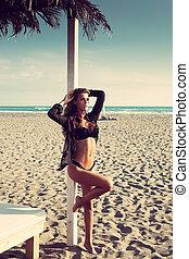 praia, moda