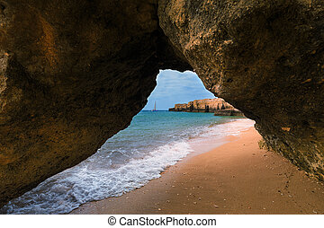 praia., privado