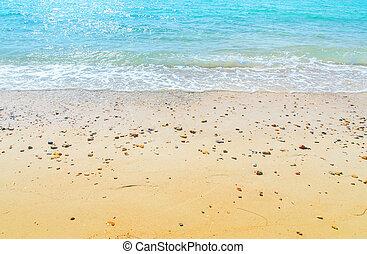 praia, viagem, lugar, mar, natureza