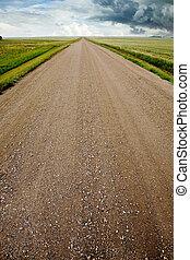 Prairie Storm Landscape