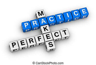 praktyka, marki, doskonały