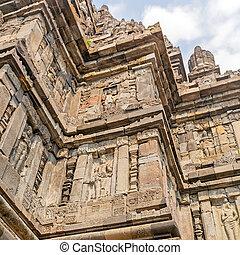 Prambanan Hindu Temple, Java