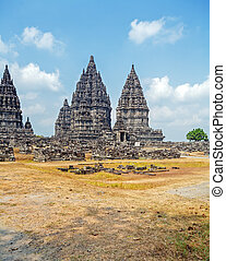 Prambanan Hindu Temple, Yogyakarta, Java