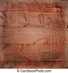 pranchas madeira, textura, arranhões