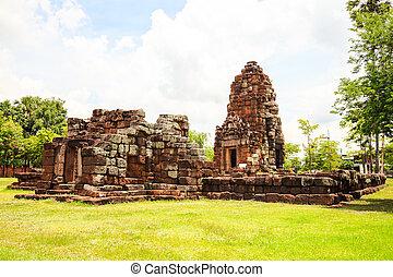 Prangkhu in chaiyaphum province, thailand