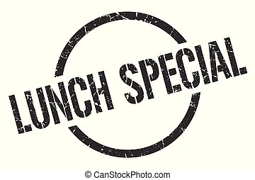 pranzo, francobollo, speciale
