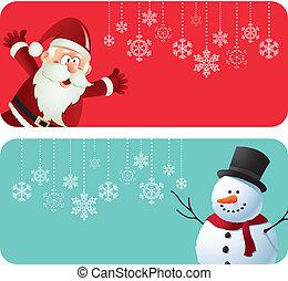 prapor, vánoce