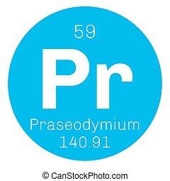 Praseodymium chemical element