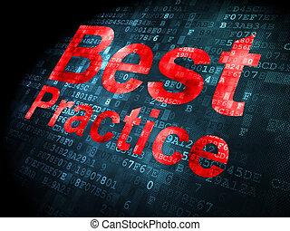 pratica, concept:, fondo, digitale, educazione, meglio