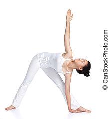 pratiquer, yoga