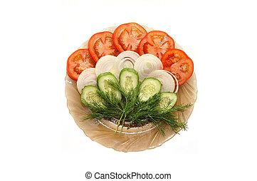 prato, legumes