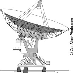prato, satélite, vetorial