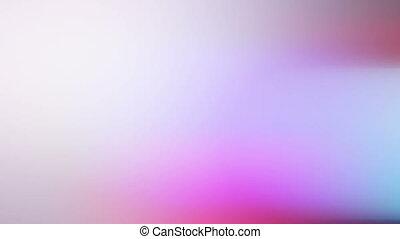 prawdziwy, barwny, nachylenie, przejście, lights., mocny, zmiany