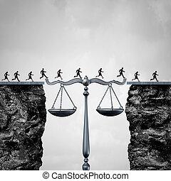 prawo, i, adwokat, rozłączenie