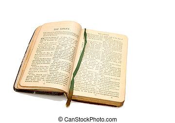 Prayer book - Antique prayer book