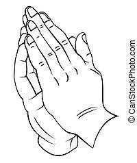 Praying Hand