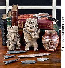 Pre Columbian Collection. - Antique Pre Columbian colection...