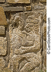 Pre-Columbian stone carving in Mesoamerica - Pre-Columbian...