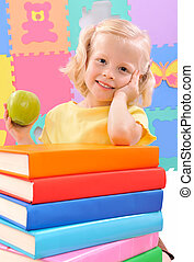 pre-schoolgirl