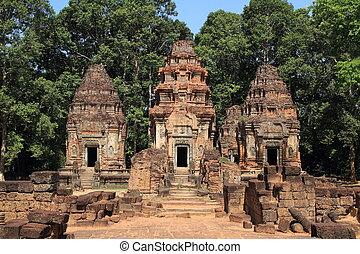 Preah Ko in Angkor