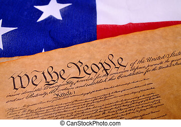US Constitution - Preamble to the US Constitution with the ...