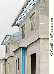 Precast Building - The building structure are made from...