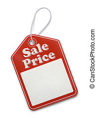 precio de venta, etiqueta
