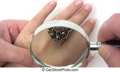Precious Ring - Canon HV30. HD 16:9 1920 x 1080 @ 25.00 fps....
