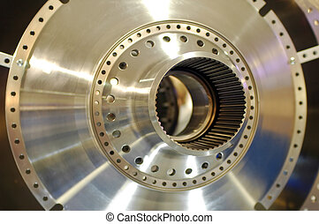 precision component manufacture in the aviation industry